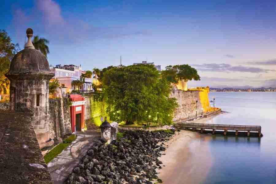 San Juan, Puerto Rico - Courtesy of Shutterstock