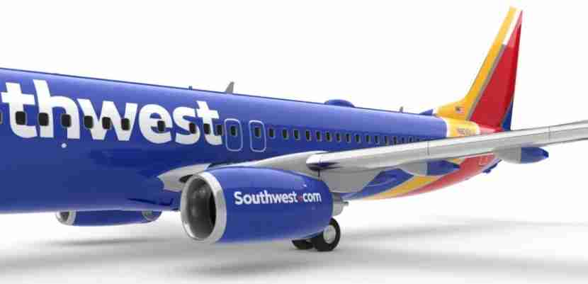 """Delta says Southwest has a """"virtual monopoly"""" at Dallas Love Field"""