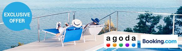 booking.com agoda airmiles offer dubai abu dhabi uae
