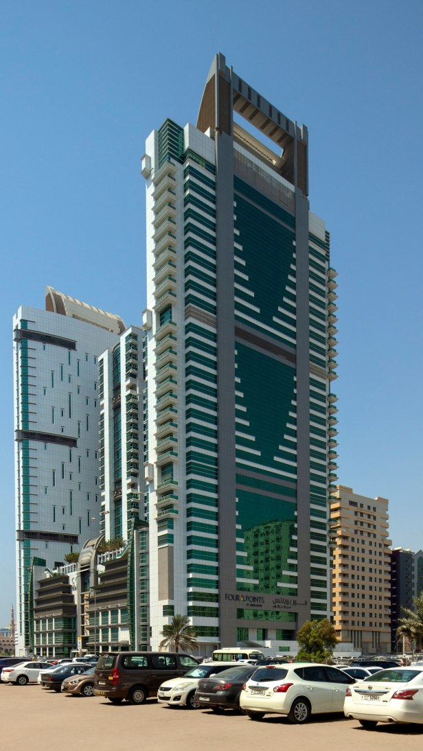 four points by sheraton sharjah review uae