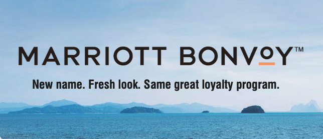 marriott bonvoy loyalty program