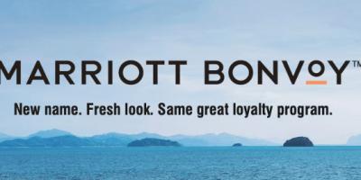 marriott bonvoy loyalty program
