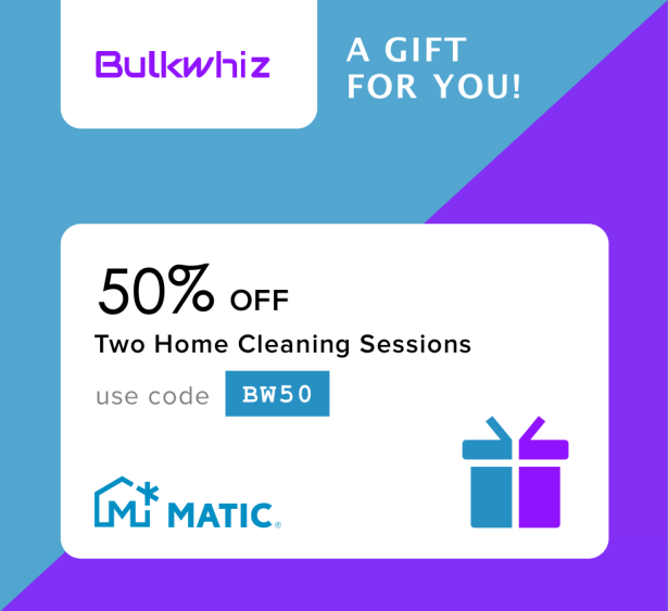 matic cleaning services bulkwhiz promo code offer dubai abu dhabi uae