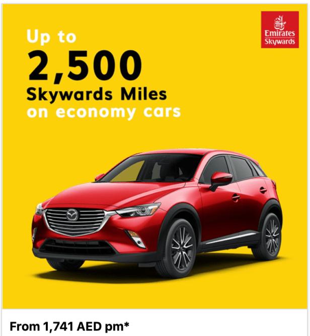 hertz monthly rentals UAE economy car promotion deal discount offer coupon Dubai Abu Dhabi