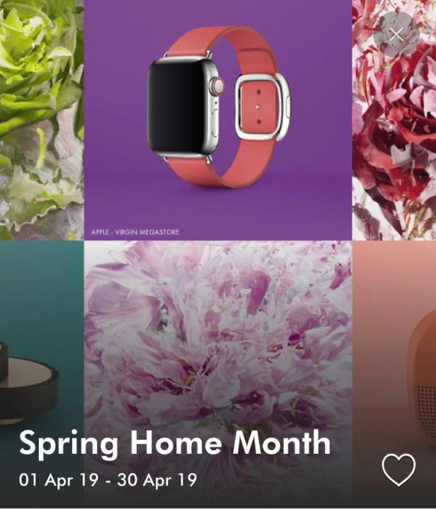 spring home month offer tdmspring uae
