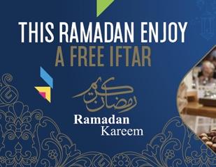 gems rewards free Iftar suhoor buffet ramadan Kareem 2019 Dubai UAE