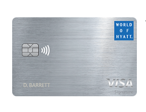 new hyatt hotel chase world of hyatt credit card bonus