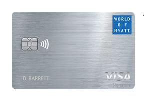new hyatt hotel chase world of hyatt credit card bonus