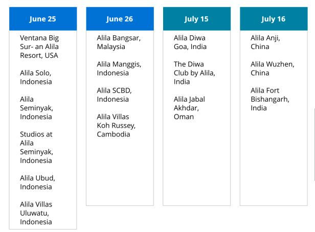 alila hotels june july 2019 world of hyatt