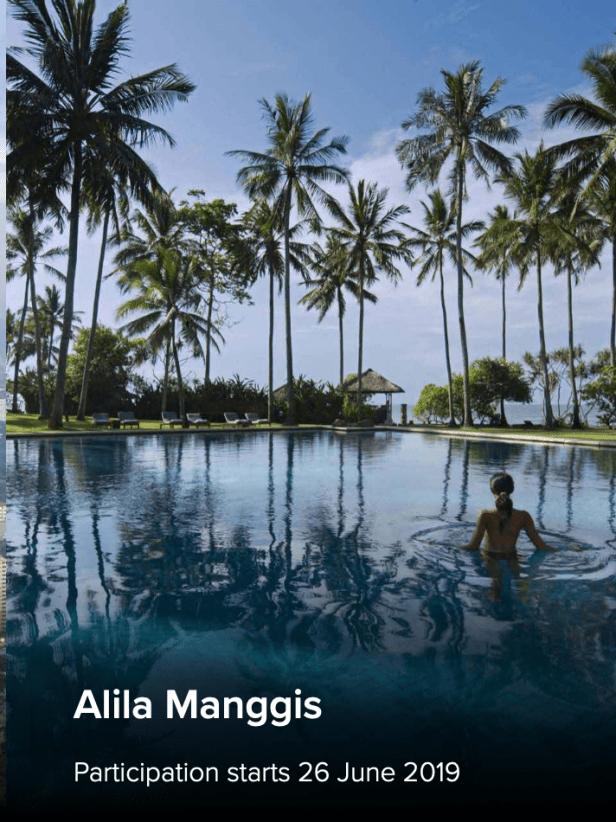 alila hotels world of hyatt points manggis indonesia