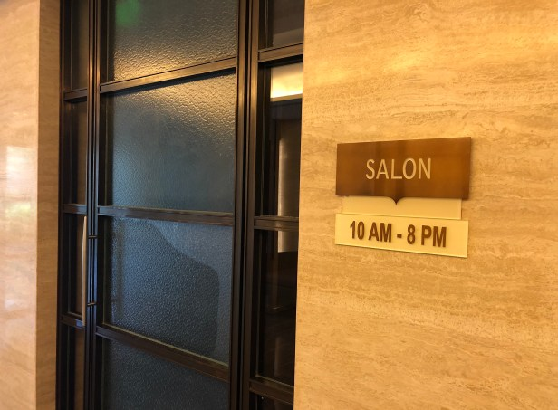 conrad pune salon saloon review hilton india maharashtra