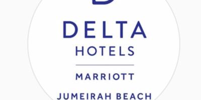 delta hotels hotel dubai jbr jumeirah beach residence marriott bonvoy points united arab emirates uae thepointshabibi