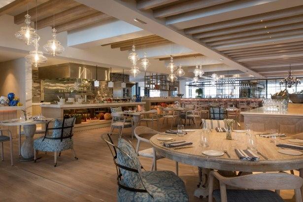 renaissance downtown hotel dubai bleu blanc david myers restaurant week set menu september october 2019 italian uae united arab emirates marriott bonvoy thepointshabibi