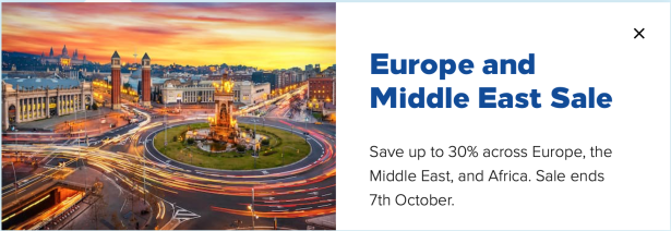 hilton honors flash sale 30 percent off europe united kingdom uk ireland middle east africa october 7 march 1 2020 dubai ras al khaimah united arab emirates thepointshabibi