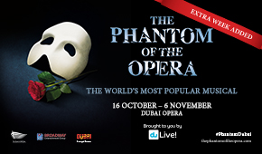 the phantom of the opera promo code dubai opera emiratesnbd october november 2019 dubai uae united arab emiratres thepointshabibi