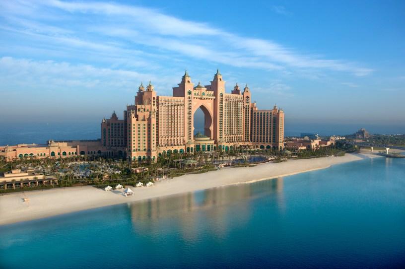 Atlantis Dubai The Palm Hot Deal February Sizzler United Arab Emirates UAE