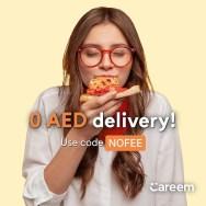 careem now free delivery food dining promo code dubai abu dhabi united arab emirates uae thepointshabibi