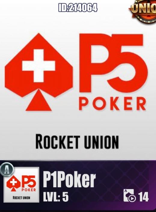 Pokerbros Rocket Union