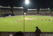 Indians and Pakistanis are caught in cricket frenzy to benefit the cricket boards and TV channels