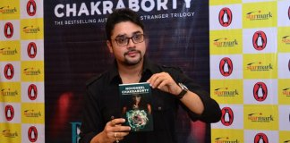 My Next Book Is a Dark-Romance Thriller, An Impossible Love Story between an 18 Year-old Girl and a 33 Year-old Man, Says Author Novoneel Chakraborty.