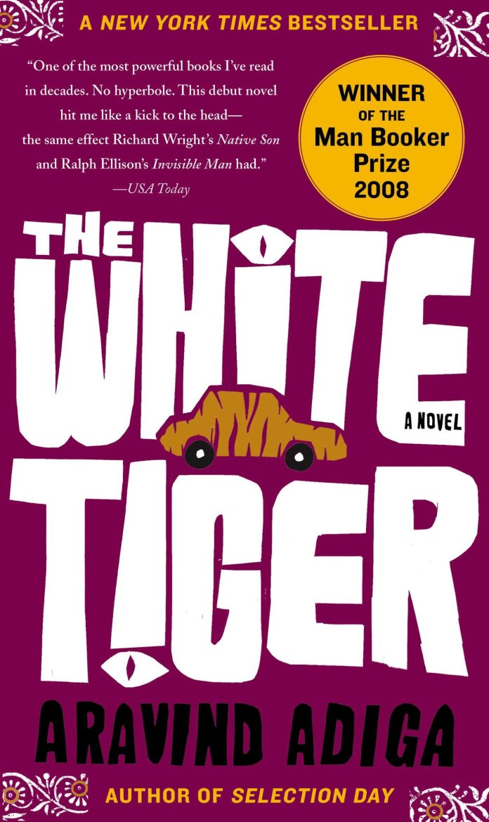 Remembering The White Tiger