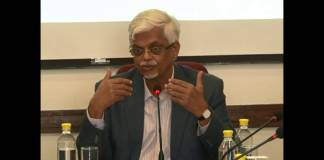 Dr. Sanjaya Baru is FICCI's New Secretary General