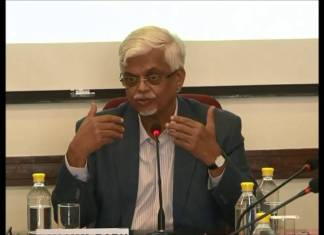 Dr. Sanjaya Baru is FICCI's New Secretary General