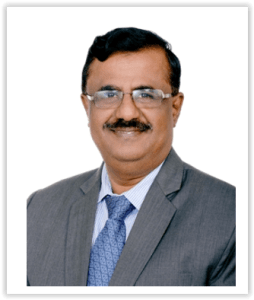Dr. S R Shankapal, Vice-Chancellor of M S Ramaiah University of Applied Sciences, Bengaluru
