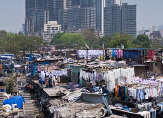 Life inside Dharavi Certainly Not a Pride for India