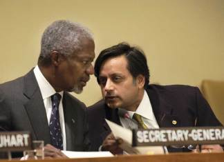 """Why Tharoor Feels """"Its' Hard To Be A Politician"""""""