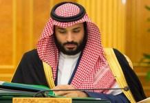 Crown Prince Mohammed Bin Salman of Saudi Arabia