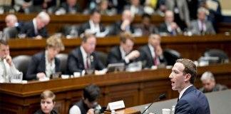 Mark Zuckerberg seems clueless in the face of Senators' Questions