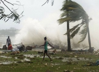 Are Pacific Island Countries save from Climate Change