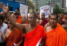 All Not Well With Sri Lanka's Secular Fabric