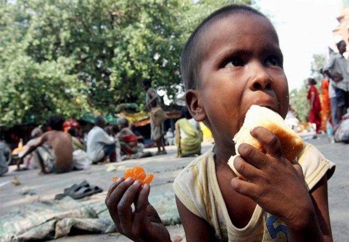 Hunger Crisis in 'Supermarket' Model of Development