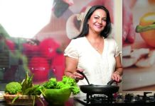 Selection of our diet decides who's more healthy, says eminent chef and author Nita Mehta