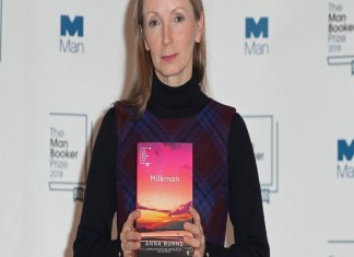 Anna Burns creates history; becomes the first writer from Northern Ireland to win Man Booker Prize