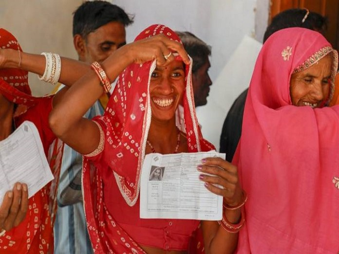 Rajasthan polls: All-woman polling booths get thumbs up