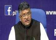 IT Minister Prasad urges social media must guard against misuse of platforms