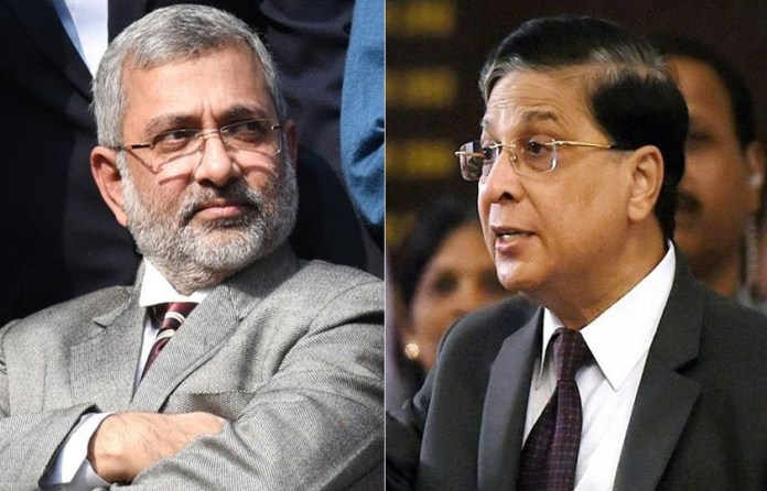 Justice Dipak Misra was remote controlled an