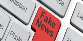 False news about creating an atmosphere of hatred