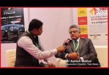 Prospects of Exports through SEZs I Ashish Mathur I Tata Steel SEZ Ltd