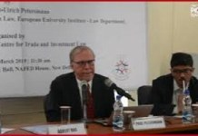Trade Talk I How can Nations Handle WTO Governance & Crises I Prof. Ernst Ulrich Petersmann