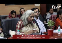 Inaugural Address Workshop on EXIM Policy | Ms. Sangeeta Godbole