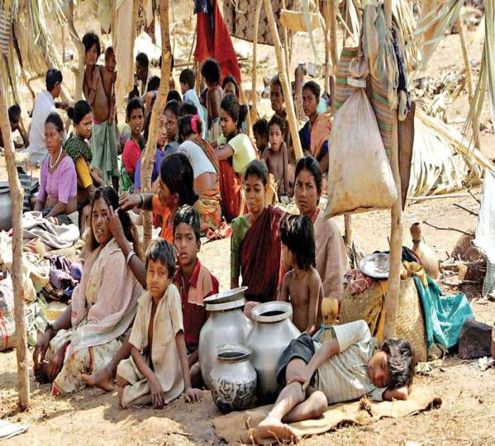 Modi government fails to remove unemployment and starvation, reaching 103th out of 119 countries