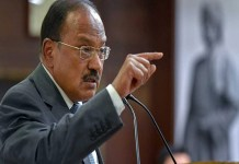 Ajit Doval gets status of Cabinet Minister
