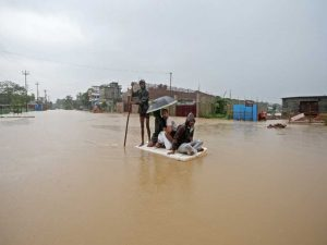 Hundreds killed and millions displaced in Monsoon floods across India