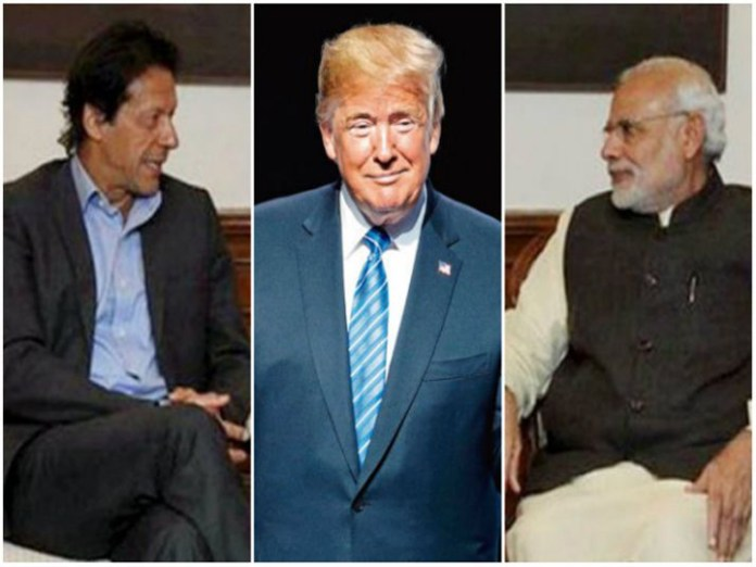 US ready to assist India and Pakistan resolve Kashmir conflict