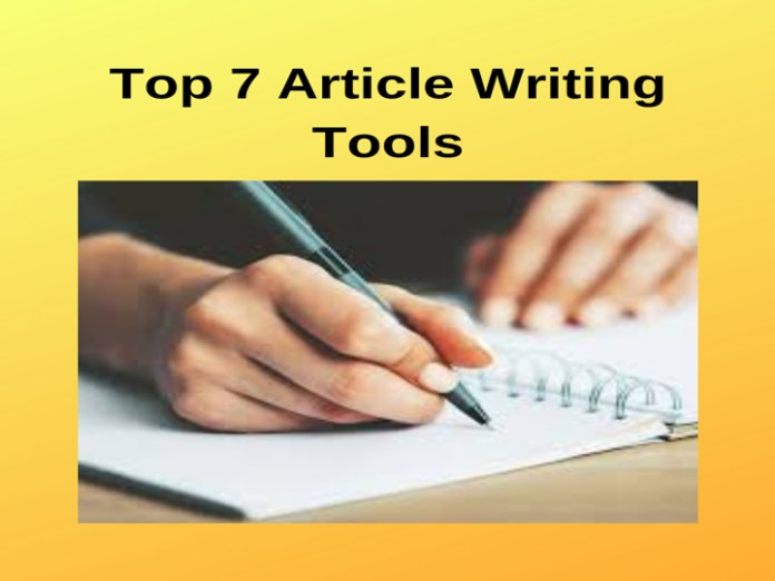 Top 7 Content Writing Tools