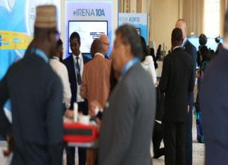 Renewables Poised to Support New Age of Development as Global Decision Makers Gather for 10th Assembly
